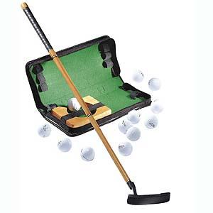 Golf putter mini set