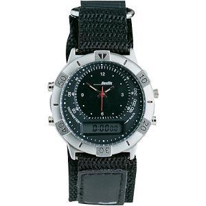 Horloge Sport line Seville met logo
