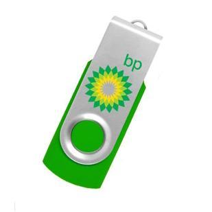 USB stick twist 1 Gb met logo