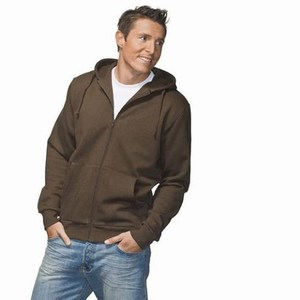 Hanes Beefy Hooded Jacket for him