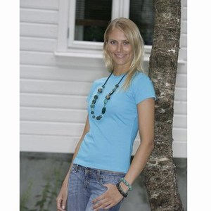 Lemon en Soda Organic Fit T-shirt for her