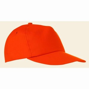 Promo Cap oranje