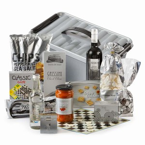 Kerstpakket Grey Storage