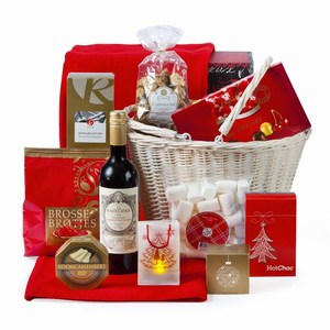 Kerstpakket Xmas Basket