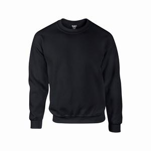 Gildan 12000 sport sweater black