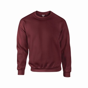 Gildan 12000 sport sweater maroon