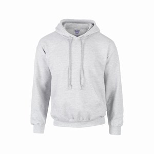 Gildan 12500 hooded sport sweater ash