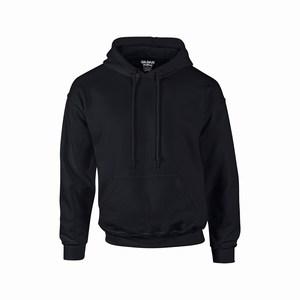 Gildan 12500 hooded sport sweater black