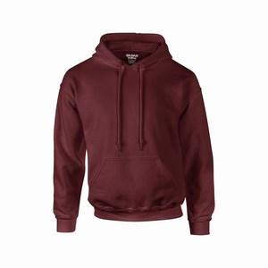 Gildan 12500 hooded sport sweater maroon