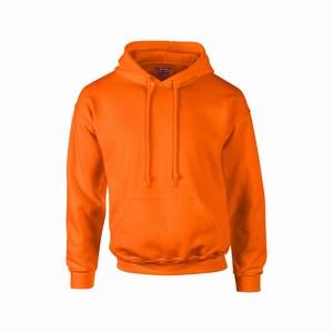 Gildan 12500 hooded sport sweater safety orange