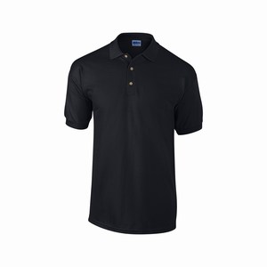 Gildan 3800 poloshirt ultra cotton black