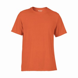 Gildan 42000 sport T-shirt orange