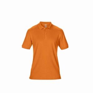 Gildan 75800 heren sport poloshirt safety orange