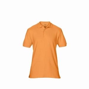 Gildan 85800 heren poloshirt tangerine