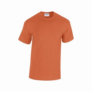 Gildan T-shirt Heavy Cotton for him antique orange GIL5000