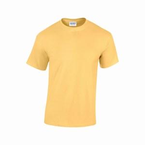 Gildan T-shirt Heavy Cotton for him yellow haze GIL5000