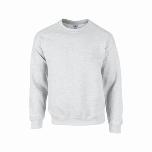 Gildan 12000 sport sweater ash