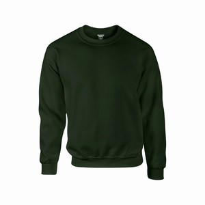 Gildan 12000 sport sweater forest green