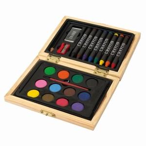 Kleurset Creative colour, gekleurd