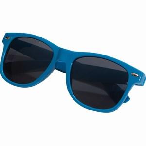 Zonnebril Stylish. Blauw.