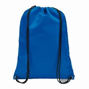 210D polyester rugzak Town, blauw