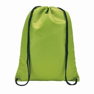 210D polyester rugzak Town, licht groen
