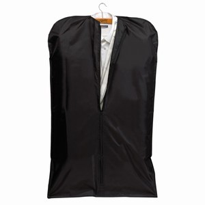 Opvouwbare kledingzak Suit, zwart
