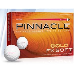Golfbal Pinnacle Gold FX soft