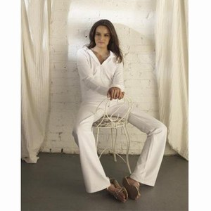 Bella Stretch French Terry Lounge Trouser