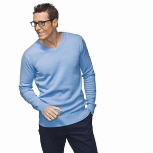 Hanes Knitted Pullover V-neck for him