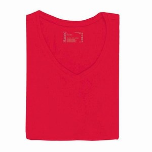 Hanes ComfortSoft V-neck T-shirt for her