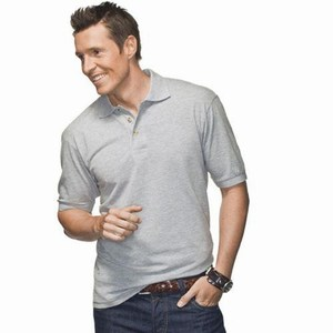 Hanes Top Polo for him
