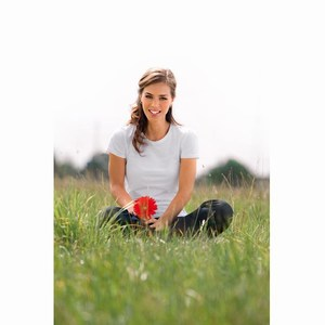 Hanes ComfortSoft Organic T-shirt for her