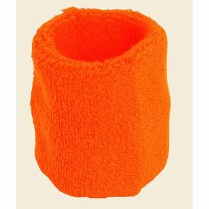 Towel Wristband 6cm oranje