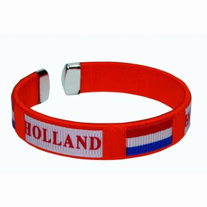 Armbandje Holland