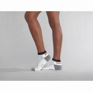 Hanes 3-Pack Ankle Sports Socks