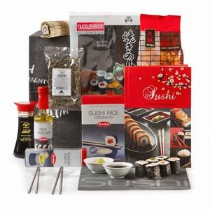 Kerstpakket Sushi Delight