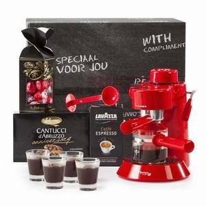 Kerstpakket Espresso Italiano