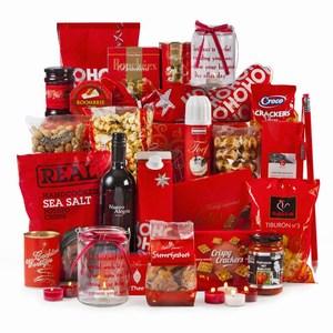 Kerstpakket Happy Family