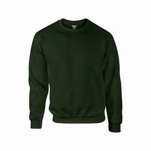 Gildan 12000 sport sweater forest green