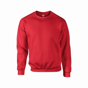 Gildan 12000 sport sweater red