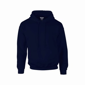 Gildan 12500 hooded sport sweater navy