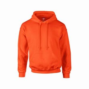 Gildan 12500 hooded sport sweater orange