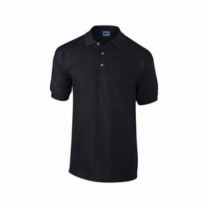Gildan 3800 poloshirt ultra cotton black