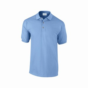 Gildan 3800 poloshirt ultra cotton carolina blue