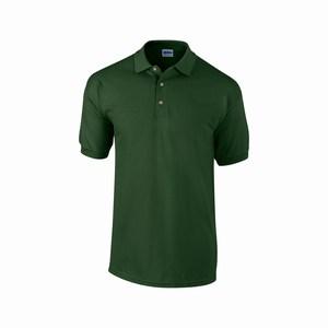 Gildan 3800 poloshirt ultra cotton forest green