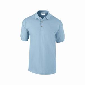 Gildan 3800 poloshirt ultra cotton light blue