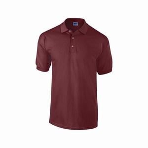 Gildan 3800 poloshirt ultra cotton maroon