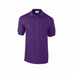 Gildan 3800 poloshirt ultra cotton purple