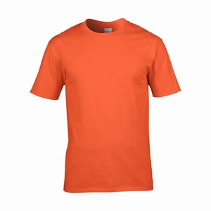 Gildan 4100 T-shirt premium cotton orange